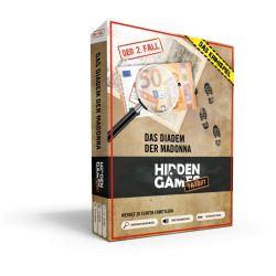 Hidden Games Tatort –Das Diadem der Madonna (Fall 2)