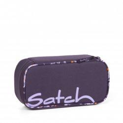 satch Pencil Box - purple - Mysterious Rush