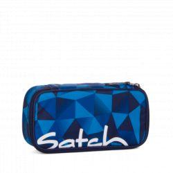 satch Pencil Box - blue, light blue,  - Blue Crush