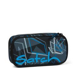 satch Pencil Box, blue, black, , Deep Dimension