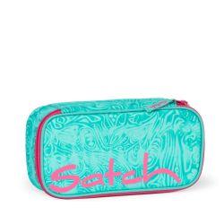 satch Pencil Box - mint, white,  - Aloha Mint