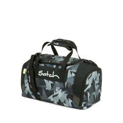satch Duffle Bag - grey, black - Gravity Grey