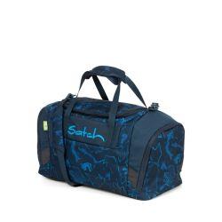 satch Duffle Bag - blue, light blue,  - Blue Compass