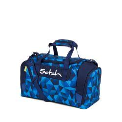 satch Duffle Bag - blue, light blue,  - Blue Crush
