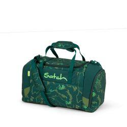 satch Duffle Bag - green, neon - Green Compass