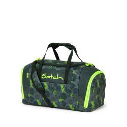 satch Duffle Bag - black, green, neon - Off Road