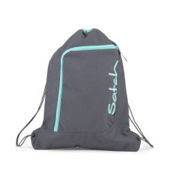 satch Gym Bag, grey, mint ,Mint Phantom