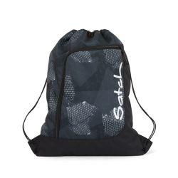 satch Gym Bag - grey, black,  - Infra Grey