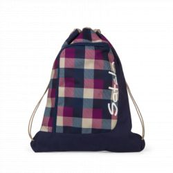 satch Gym Bag - blue, purple - Berry Carry