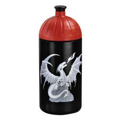 Step by StepTrinkflasche Fire Dragon, Schwarz
