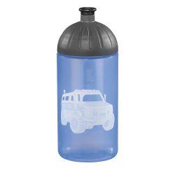 Trinkflasche City Cops, Blau