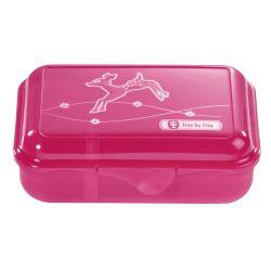 "Step by Step Lunchbox ""Modern Deer"" Pink Brotzeitbox"