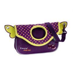 Step by Step Junior Kindergartentasche Alpbag Girls Purple Cherry