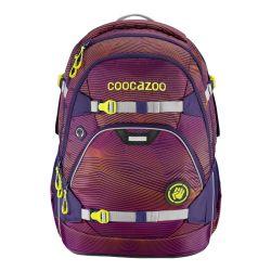 "coocazoo Rucksack ""ScaleRale"", Soniclights Purple"
