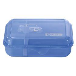 Lunchbox City Cops, Blau