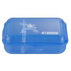 Lunchbox Power Robot, Blau