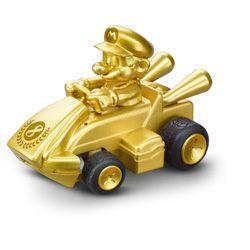 2,4GHz Mario Kart(TM) Mini RC, Mario - Gold