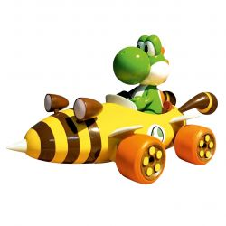 2,4GHz Mario Kart(TM) Bumble V, Yoshi