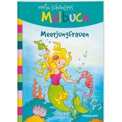 Mein schönstes Malbuch. Meerj