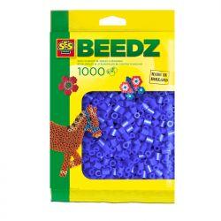 Bügelperlen 1000 Stück dunkelblau