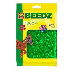 Bügelperlen 1000 Stück grün