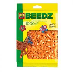 Bügelperlen 1000 Stück orange