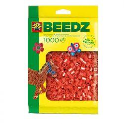 Bügelperlen 1000 Stück rot