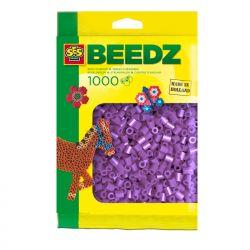 Bügelperlen 1000 Stück violett