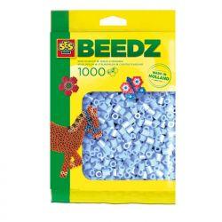Bügelperlen 1000 Stückhellblau