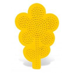 Bügelperlen Stiftplatte Blume