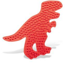 Bugelperlen Stiftplatte T-Rex