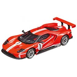 """DIG 132 FORD GT RACE CAR """"TIME TWIST, NO.1"""""""