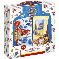 PAW Geschenkbox Tasse bemalen