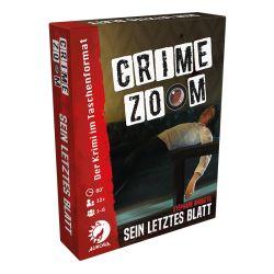 Crime Zoom Fall 1: Sein letztes Blatt