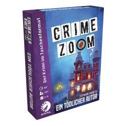 Crime Zoom Fall 3: Ein tödlicher Autor