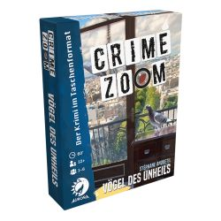Crime Zoom Fall 2: Vögel des Unheils
