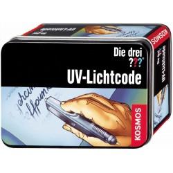 KOSMOS - Die drei  - UV-Lichtcode