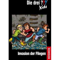 KOSMOS - Die drei  Kids - Invasion der Fliegen, Band 3