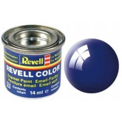 Revell - ultramarinblau, glänzend RAL 5002 - 14ml-Dose