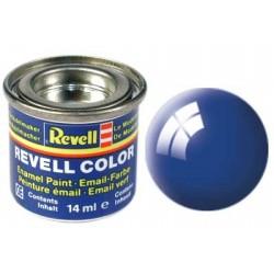 Revell - blau, glänzend RAL 5005 - 14ml-Dose