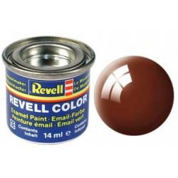 Revell - lehmbraun, glänzend RAL 8003 - 14ml-Dose
