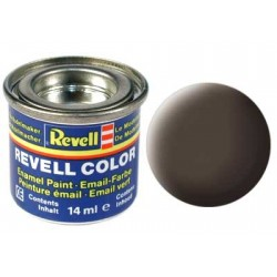Revell - lederbraun, matt RAL 8027 - 14ml-Dose