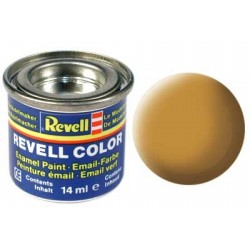 Revell - ocker, matt RAL 1011 - 14ml-Dose