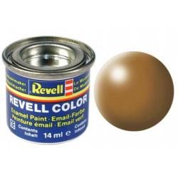 Revell - holzbraun, seidenmatt RAL 8001 - 14ml-Dose