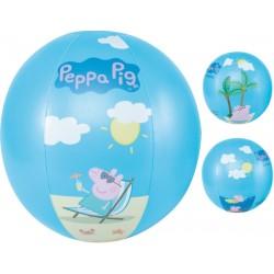 Peppa Pig Wasserball,aufgeblasen ca. 29 cm,unaufgeblasen ca.