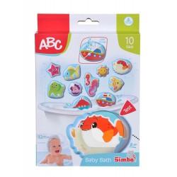 ABC Magische Badepuzzle