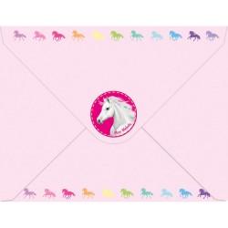 Miss Melody Einladungskartens
