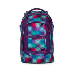 satch pack-Schulrucksack Hurly Pearly