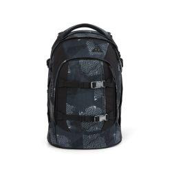 satch pack - grey, black,  - Infra Grey
