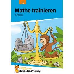 Hauschka Verlag - Mathe trainieren 3. Klasse, A5- Heft